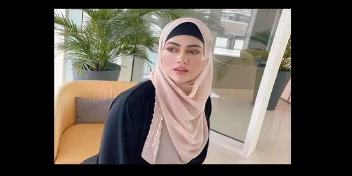 Sana Khan Gets Mocked For Wearing Hijab
