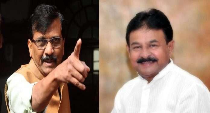 Sanjay Raut criticize khed mla dilip mohite patil and warn ncp leaders ajit pawar and sharad pawar in panchayat samiti