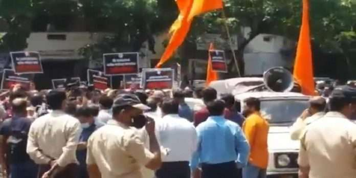 Shivsena aggressive against Model Tenancy Act; protest called in Mumbai