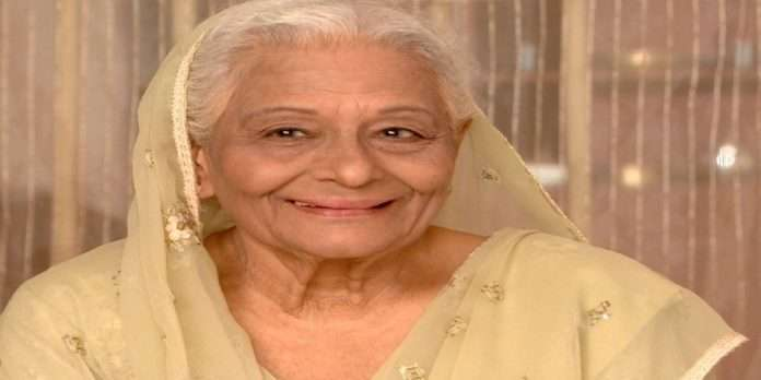 ek hazaaron mein meri behna hai fame actress tarla joshi passes away