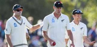 tim southee, kyle jamieson and trent boult