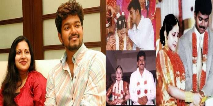 vijay thalapathy birthday special south actor vijaychandrasekhar joseph got married with his fan know unknow facts