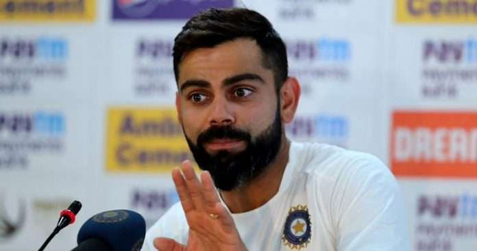 virat kohli is not concerned by lack of practice ahead of final