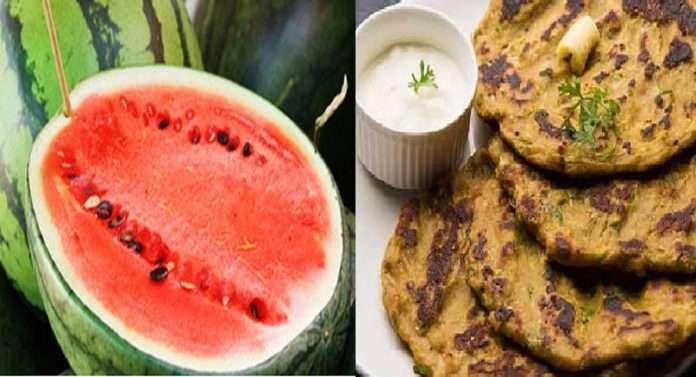 how to make watermelon thalipeeth