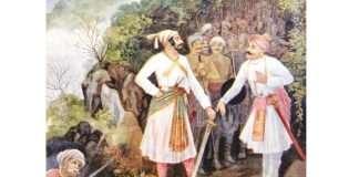 Battle of Pavan Khind