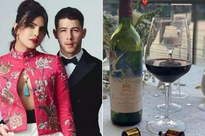 nick jonas gifted priyanka chopra such expensive liquor