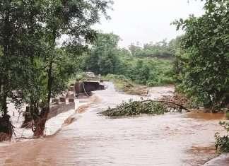 Savitri bridge was swept away, 20 villages were cut off