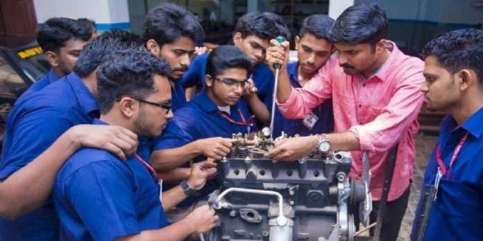 10,000 ITI students will get on-job training