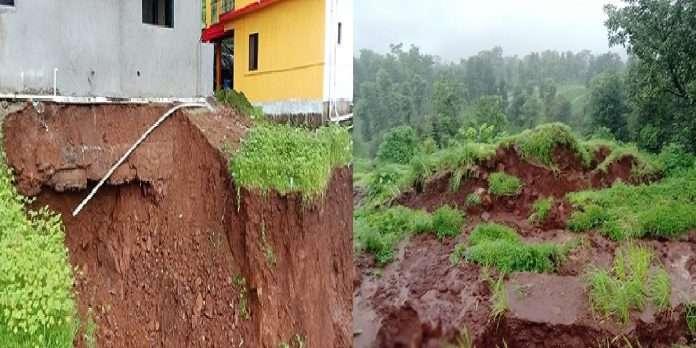 hirkaniwadi landslide at raigad in maharashtra after taliye rescue operation began