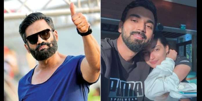 Sunil Shetty says Athiya, KL Rahul look brilliant together, confirms daughter is in England