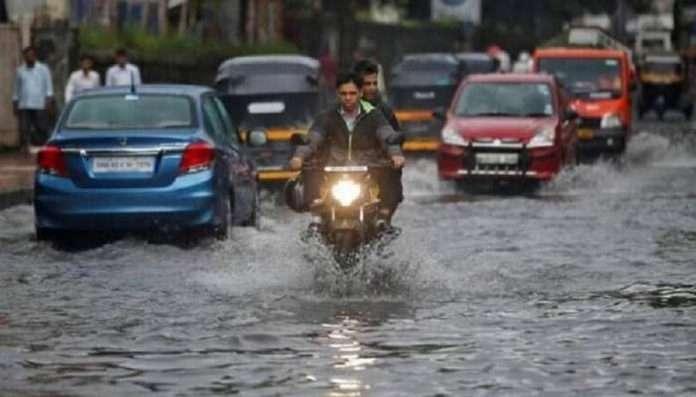 Monsoon weather Update Warning of heavy rain in mumbai and kokan