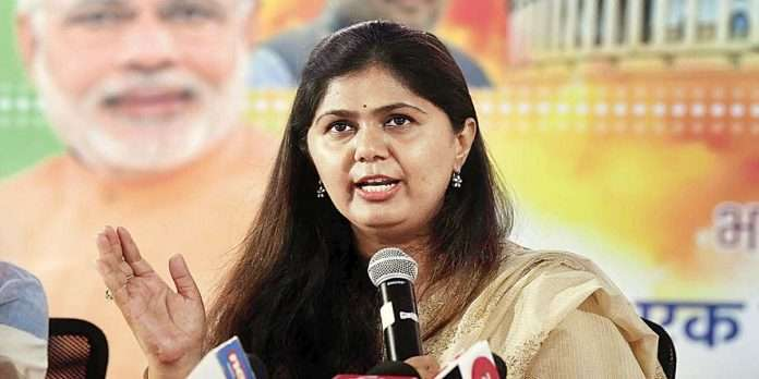 OBC Reservation pankaja munde slams thackeray government on obc reservation