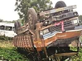 Accident Tirupati
