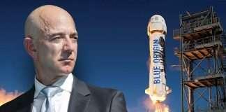 Amazon Magnate Jeff Bezos Ready To Ride His Own Rocket To Space