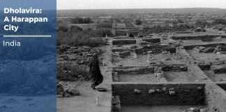 Dholavira UNESCO world heritage site