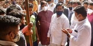 Eknath Shinde Appoint of 5 officers to restore Chiplun city, announcement of Rs. 2 crore for cleanliness