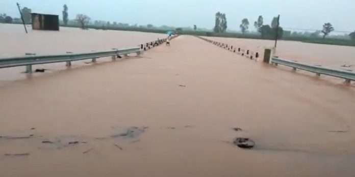Flood threat to Kolhapur, two NDRF units dispatched to Kolhapur