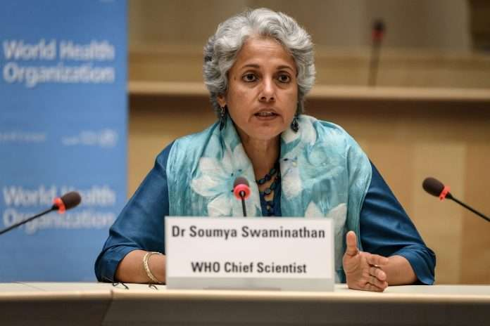 Mixing and matching Covid-19 vaccines 'dangerous trend': WHO chief scientist Soumya Swaminathan