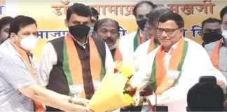 Kripashankar singh joined BJP