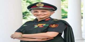 Lieutenant General Dr.Madhuri Kanitkar Appointment of as Vice Chancellor of University of Health Sciences