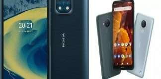 Nokia Launched Nokia XR20 and Nokia C30 smartphones