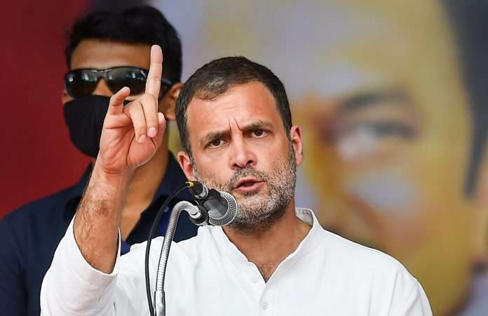 Rahul Gandhi is targeting the Center in a phone hacking case As far as we know