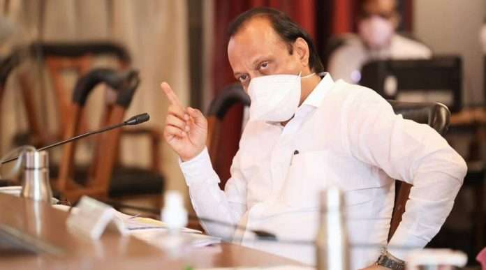 Deputy CM Ajit Pawar