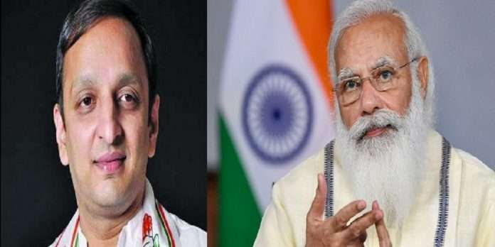 Sachin Sawant Slam Modi Govt on changes in history subject in UGC curriculum