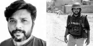 Journalist Danish siddiqui himself responsible for death, taliban gave explanation