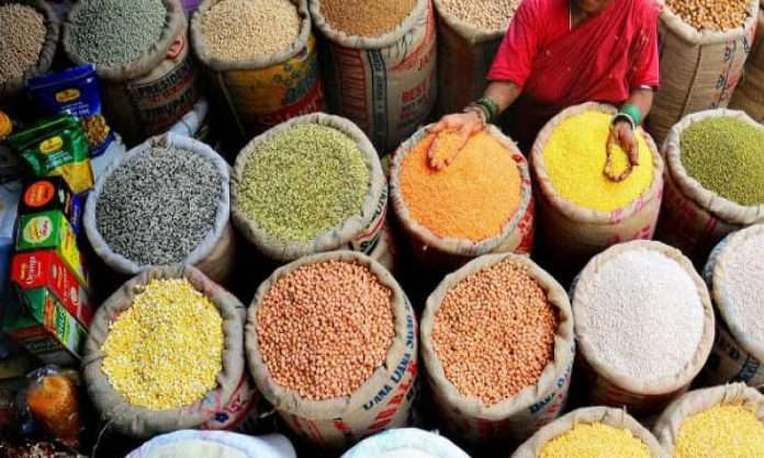 The Central Government exempts pulses importers from stock limits