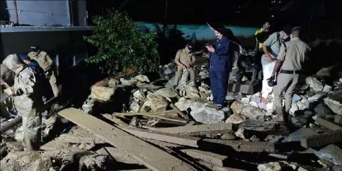 uttarakhand cloud burst 3 dead, 4 missing after cloudburst in Uttarakhand's Uttarkashi district