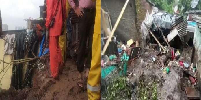 mumbai rain update 16 dead after walls collapse in Mumbai's Chembur, Vikhroli, bhandup areas; rescue ops on