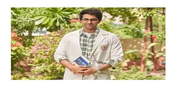 Ayushmann khurrana upcoming movie Doctor ji first look out