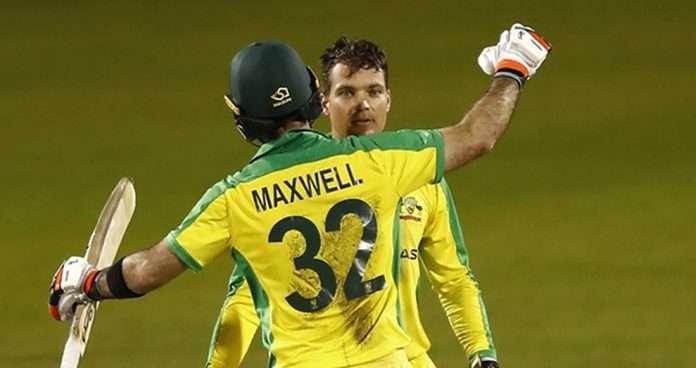 alex carey to captain australia