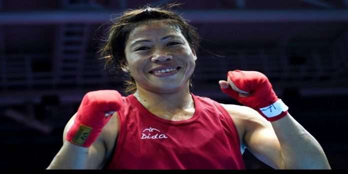 Toyko Olympics: boxer Mary Kom wins first match defeat hernandez and enters final 16