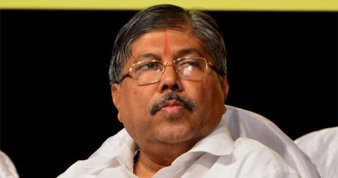 Chandrakant Patil says Bhujbal should fight against state government for OBC reservation