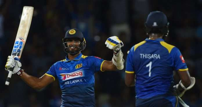 dasun shanaka named new captain of sri lanka