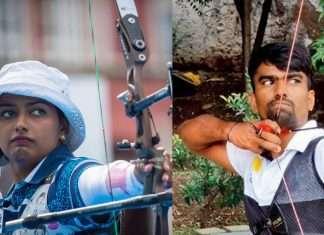 tokyo olympics pravin jadhav to play with deepika kumari in archery mixed doubles