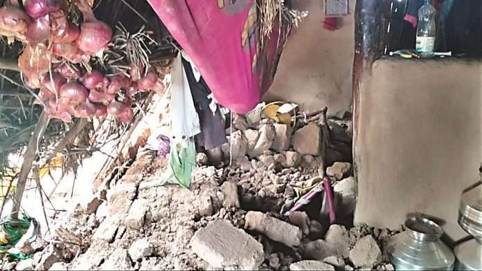 deola wall collapse
