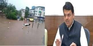 Devendra Fadnavis says BJP will send 9 trucks of essentials goods to Konkan flood affected people
