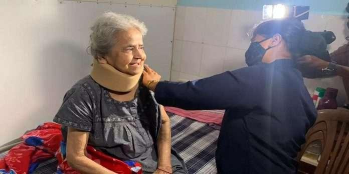 door to door vaccination for bedridden citizens trial begins in Mumbai