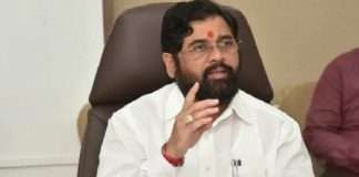 Eknath Shinde slams central government on relief package for flood affected area
