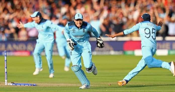 england first odi world cup win