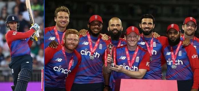 england win t20 series vs pakistan as jeson roy scores fifty