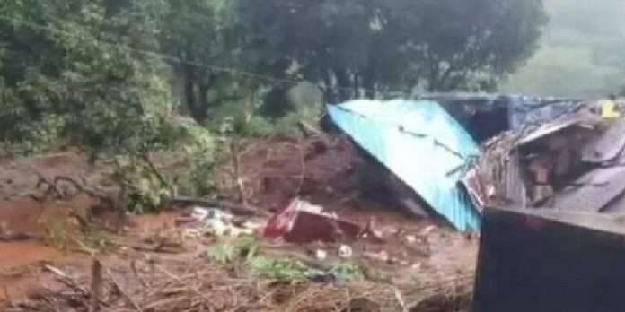 satara landslide 14 missing ndrf team still unable to reach ambeghar village in patan