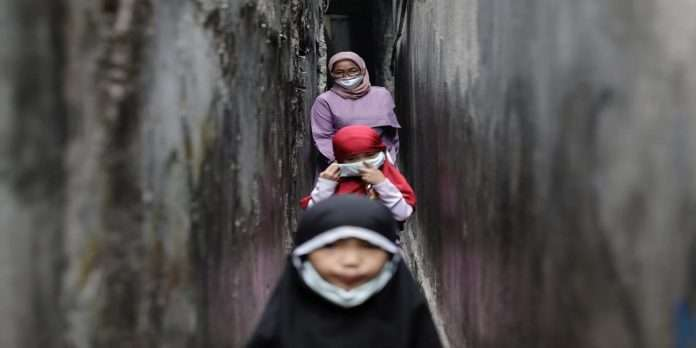 highest infant mortality in Indonesia country is due to corona