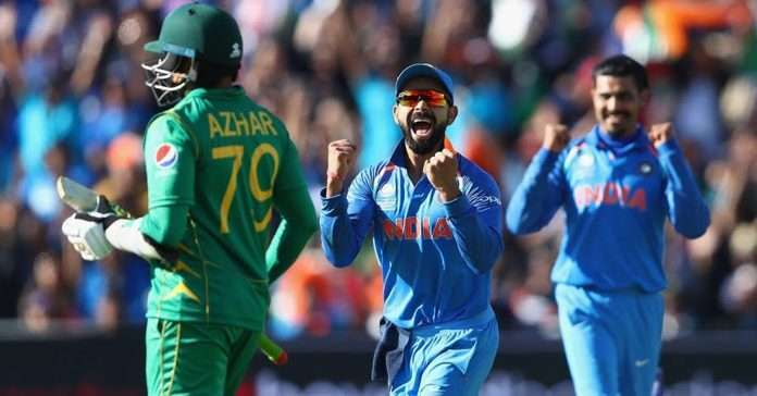 india and pakistan in same group for icc t20 world cup