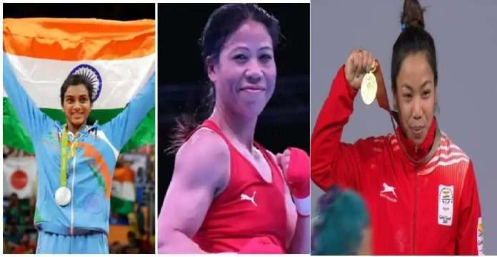 tokyo olympics indian women players have been outperforming men in first two days of tokyo 2020