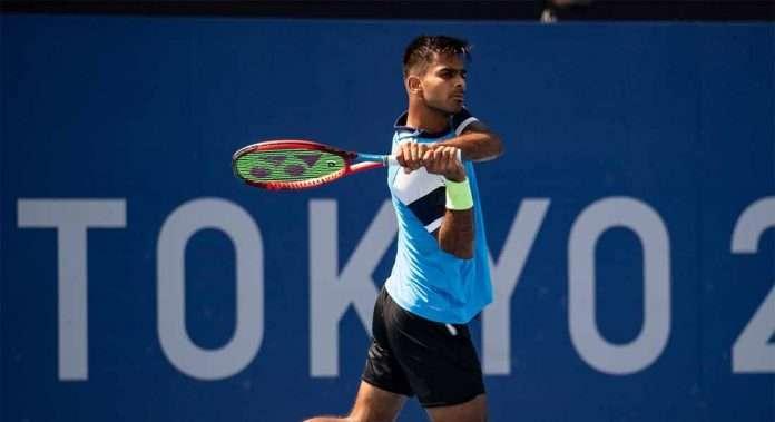 indian tennis player sumit nagal