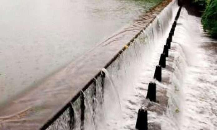 good news for mumbaikar vihar lake overflow